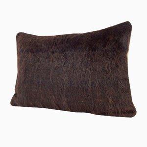 Zotteliger Siirt Kelim Kissenbezug von Vintage Pillow Store Contemporary