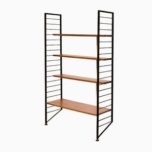 Teak Ladderax Shelving System by Robert Heal, 1960s
