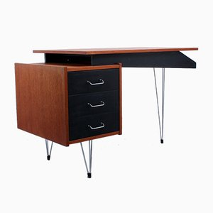 Vintage Teak Desk by Cees Braakman for Pastoe