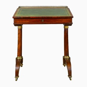 English Writing Table, 1820s