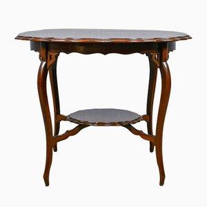 Antique English Centre Table, 1890s