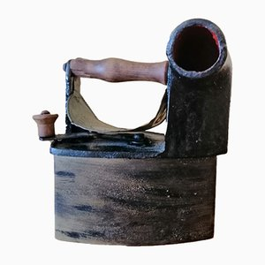 Presse à Charbon Antique