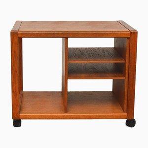 Mueble multimedia de teca, años 60