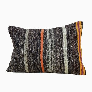 Large Handwoven Kilim Pillow Cover from Vintage Pillow Store Contemporary