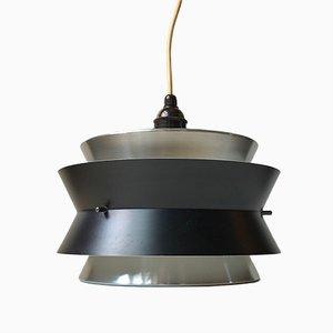 Lámpara colgante Mid-Century de Carl Thore para Granhaga