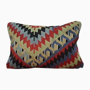 Lumbar Kilim Pillow from Vintage Pillow Store Contemporary