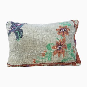 Oushak Lumbar Throw Cushion from Vintage Pillow Store Contemporary