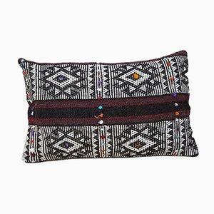 Rechteckiger türkischer Kelim Kissenbezug von Vintage Pillow Store Contemporary