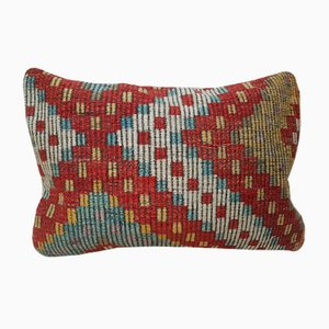 Multicolored Pillow Cover from Vintage Pillow Store Contemporary