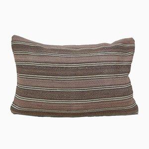 Handbestickter Kelim Kissenbezug von Vintage Pillow Store Contemporary