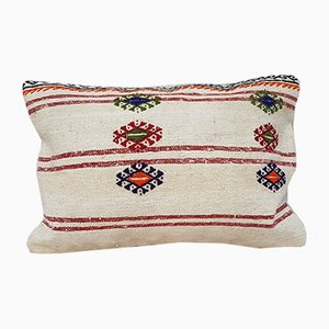 Organic Mud Cloth Kilim Pillow Cover from Vintage Pillow Store Contemporary