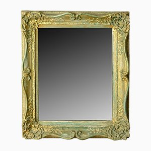 Antique Victorian Wall Mirror, 1890s