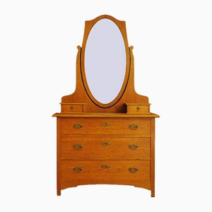 Art Deco Style Dressing Table, 1960s