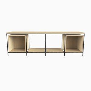Mueble para TV grande de madera y abedul de CRP.XPN