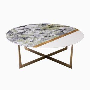 Tavolino da caffè Slice of Jupiter di Alex Mint