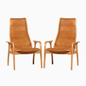 Lamino Chairs by Yngve Ekström for Swedese, Set of 2