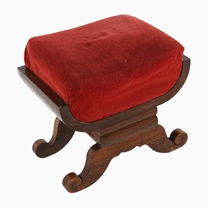 Art Deco Footstool, 1930s