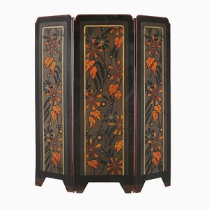 Art Deco French Fire Screen