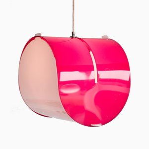 Large Model 4065 Pendant Lamp by Gerd Lange for Kartell, 1970s
