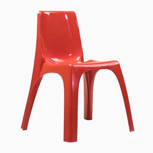 Modell 4850 Stuhl von Giorgina Castiglioni, Giorgio Gaviraghi und Aldo Lanza für Kartell, 1970er