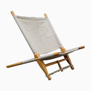 Vintage Saw Stuhl von Ole Gjerlov Knudsen für Cado, 1958