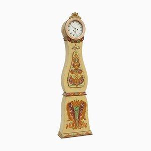Antike schwedische Mora Uhr