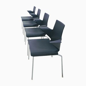 Vintage Tama Dining Chairs by Uwe Fischer for B&B Italia, Set of 4