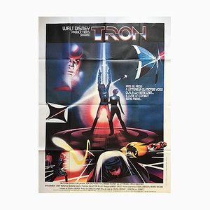 French Tron Poster, 1982