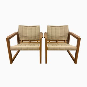 Lounge Chairs by Karin Mobring for Ikea, 1970s, Set of 2