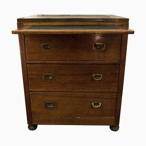 Kommode aus dem 19. Jahrhundert mit ausziehbarem Schreibtisch