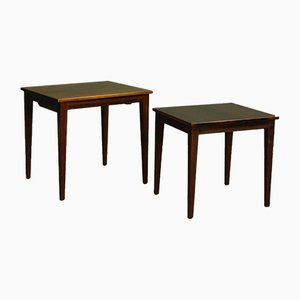 Tables Gigognes Vintage, Set de 2