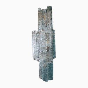 Italian Crystal Wall Sconce, 1960s
