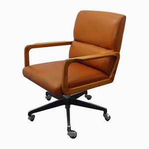 German Swivel Armchair from Brune, 1960s