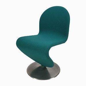 System 1-2-3 Stuhl von Verner Panton für Fritz Hansen, 1980er