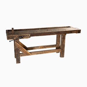 Antique Style Workbench