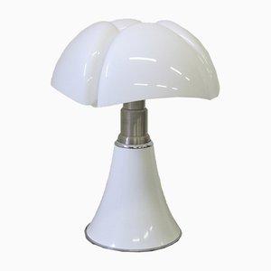 Lámpara de mesa Pipistrello vintage de Gae Aulenti para Martinelli Luce