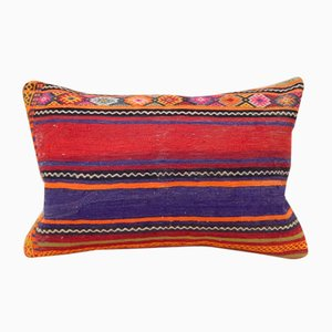Large Kilim Lumbar Pillow Case from Vintage Pillow Store Contemporary
