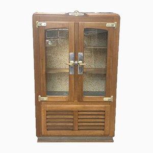Vintage Wine Cabinet, 1950s