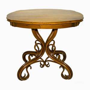 Tavolino da caffè nr. 1 di Thonet, fine XIX secolo