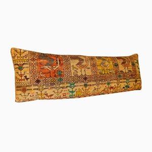 Animal Pattern Bohemian Kilim Pillow Cover from Vintage Pillow Store Contemporary