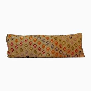 Funda de cojín alargada hecha con kilim de Vintage Pillow Store Contemporary