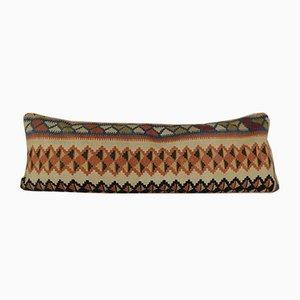 Long Coussin Kilim Tissé Main de Vintage Pillow Store Contemporary