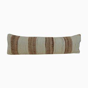 Grande Taie d'Oreiller Kilim en Laine de Vintage Pillow Store Contemporary