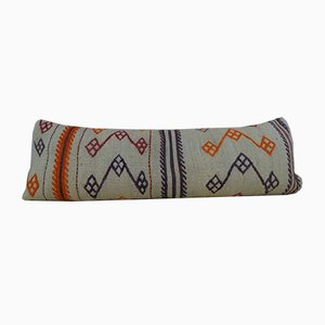 Bohemian Woven Kilim Pillow Cover from Vintage Pillow Store Contemporary