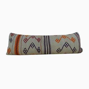 Federa Kilim bohemien in lana di Vintage Pillow Store Contemporary
