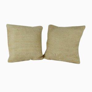 Fundas para cojines pequeñas de Vintage Pillow Store Contemporary. Juego de 2