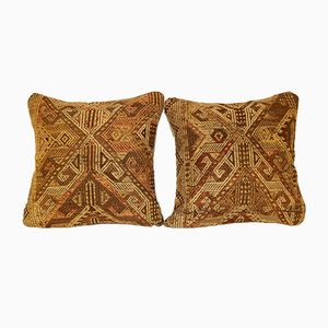 Handwoven Kilim Cushion Covers from Vintage Pillow Store Contemporary, Set of 2
