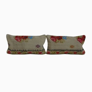Federe Kilim di Vintage Pillow Store Contemporary, set di 2