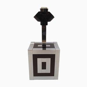 Lampe de Bureau par Willy Rizzo pour Lumica, 1970s