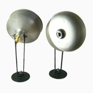 Photography Lamps, 1910s, Set of 2